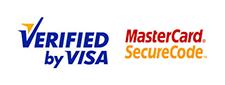 Verified by Visa & MasterCard Secure Code